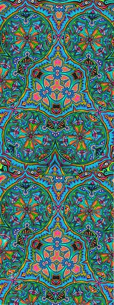 ☮ American Hippie ~ Pattern Wallpaper