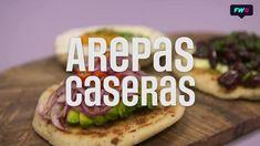 Arepas Caseras Coco, Mexican, Banana, Beef, Ethnic Recipes, No Flour Recipes, Dishes, Meals