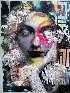 All Girls Street Art Collective.......Im in Love with the art!!!