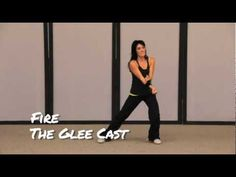 "REFIT CARDIO DANCE FITNESS ""FIRE"" (GleeCast) - YouTube"