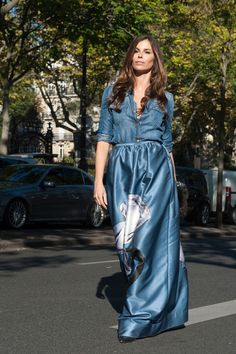 Paris Fashion Week Spring 2016 Attendees Pictures - Livingly
