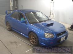 subaru impreza brush guard