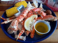 Crab legs to die for.... - Great Deals at www.AlaskaKingCrabs.com