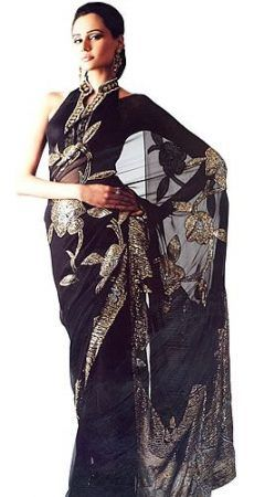 http://ladyselection.com/shop/saree/black-net-sari/