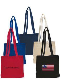 """12 oz. Large Cotton Canvas Messenger Bag 12 oz. Cotton Messenger Bag Solid Color Messenger Bag Long Straps Dimensions: 18""""W x 14""""H x 4""""Gusset"""
