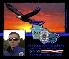 Another angel got his wings yesterday. Officer Down, Police Officer, Police Lives Matter, Remember The Fallen, Police Life, Local Hero, All Hero, Fallen Heroes, Blue Line