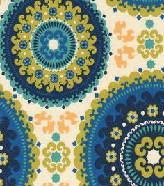 Keepsake Calico Fabric- Suzzani Capri: keepsake calico fabric: quilting fabric & kits: fabric: Shop | Joann.com