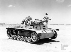 "https://flic.kr/p/zFWW1f | Panzerkampfwagen III (5 cm Kw.K. L/60) Tropen mit Vorpanzerung (Sd.Kfz. 141/1) Ausf. L | A ""Mark III Special"" captured after the second and last Battle of El Alamein. Photograph by Major W H J Sale, 3rd/4th County of London Yeomanry (Sharpshooters), World War Two, North Africa, 1943 (c). Copyright National Army Museum (NAM. 1984-07-15-31) ________ The Panzer Pictures Database 