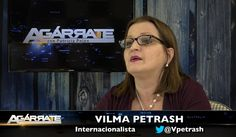 https://youtu.be/Hry1t8tjs2o Vilma Petrash nos ofrece un completo análisis sobre la política de EE.UU y lo que ofrecen los precandidatos para lograr cambios significativos que beneficien a los ciudadanos del país. También conversamos sobre la difícil situación que vive Venezuela y lo que está sufriendo el ciudadano de a pie todos los días. La posibilidad de…