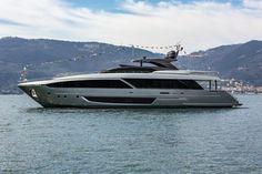 RIVA 110 Dolcevita Yacht - Designed by Officina Italiana Design