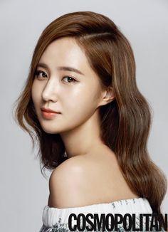 Girls' Generation's Yuri is Picturesque in 'Cosmopolitan Korea' | Koogle TV