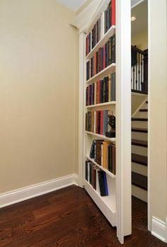 25+Best Creative Hidden Doors for Secret Rooms Designs Ideas #hiddendoor #doordesign #doordesignideas