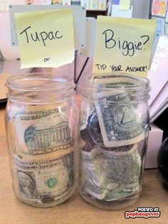 Any business that tries this is guaranteed to have a big tip day!