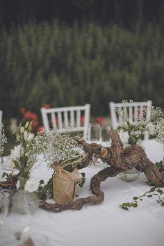 pied de vigne vrai mariage en Andalousie par Volvoreta Bodas sur Trendy Wedding le blog