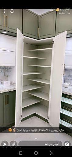 Kitchen Cupboard Designs, Kitchen Room Design, Diy Kitchen Storage, Home Room Design, Kitchen Cupboards, Modern Kitchen Design, Home Decor Kitchen, Interior Design Kitchen, Home Kitchens