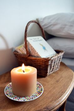 Add beeswax candles to your bedtime routine! Their calming glow pairs perfectly with a snuggle and a good story. Beeswax Candles, Candle Wax, Pillar Candles, Bedtime Routine, Candle Making, Calming, Glow, Pairs, Pure Products