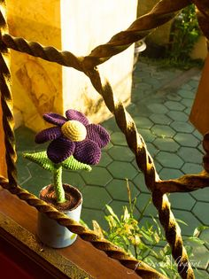 Go Crochet!: Flower Amigurumi