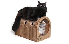 Original Catpods Ecofriendly trendy cardboard by OriginalCatpods