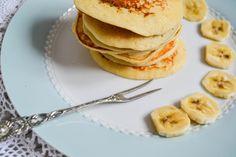 Buttermilch - Pancakes - das Rezept gibt's auf dem Blog!