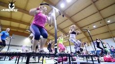 Jumping Fitness Altitude Marseille : sport tendance sur trampoline et en...