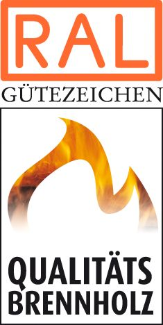 RAL Gütezeichen für brennfertiges Brennholz (Scheitholz, Hackschnitzel) für die energetische Nutzung