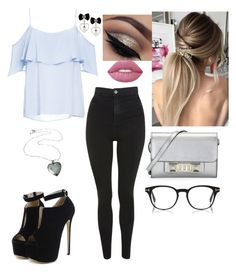 Designer Clothes, Shoes & Bags for Women Kpop Fashion Outfits, Girls Fashion Clothes, Edgy Outfits, Swag Outfits, Mode Outfits, Classy Outfits, Girl Fashion, Girl Outfits, School Looks