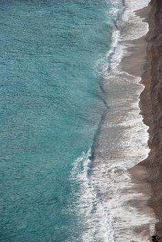 Fethiye Blue Lagoon, Coast by Musato, Muğla / Turkey.