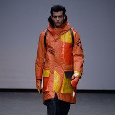 Jacket shape