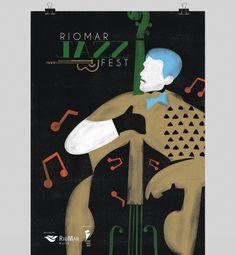 Festival de Jazz / RioMar on Behance