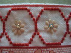 Última flor do Lácio: Ponto reto