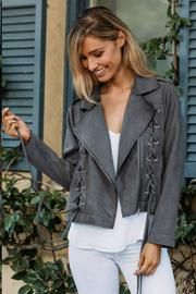 Shop our range of Tops from designers: Jaase, Bijou, Seven Wonders, and more.Online and In store at The Sound of White Luxe Bohemian Boutique. Ladies Fashion, Biker, Braids, Leather Jacket, Boutique, Lady, Jackets, Shopping, Collection