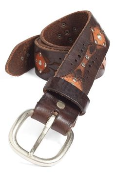 Remo Tulliani 'Gabriele' Leather Belt available at #Nordstrom