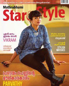 Exclusive Star #Chat- #Vikram, #Parvathy, Tovino, Suraj #Mathrubhumi #StarNStyle November 2015