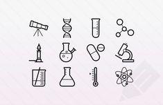 42 Melhores Imagens De Desenhos De Quimica Em 2020 Desenhos De