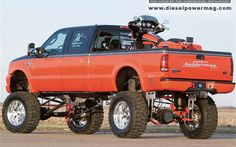 classic lifted Ford trucks