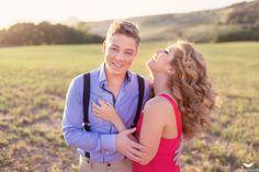 Tuscany Engagement Photo Inspiration