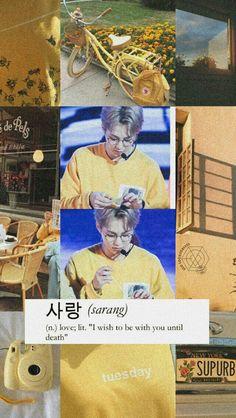 EXO wallpaper / Lockscreen / Background Twitter @EXOWallpapers