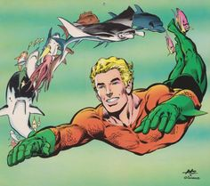 Every Version Of Aquaman, Ranked Aquaman has long been an important and powerful figure in DC Comics. Despite the impressive amount of feats on his resumé, including bein. Aquaman, Dc Heroes, Comic Book Heroes, Comic Books, Dc Comics Superheroes, Dc Comics Characters, Ocean Master, Marvel E Dc, Batman