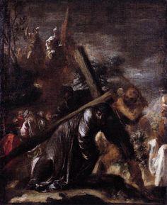 Juan de Valdes Leal - Carrying the Cross