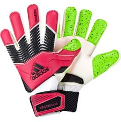 adidas Predator Zones Pro - Iker Casillas Soccer Goalie Gloves available at Dick's Sporting Goods