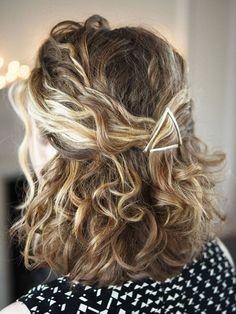 La coiffure minimaliste
