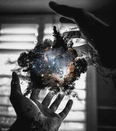 The universe is in your hands photo art Story Inspiration, Writing Inspiration, Character Inspiration, Psy Art, Homestuck, Super Powers, Amazing Art, Awesome, Cool Pictures