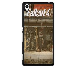 Fallout 4 TATUM-4069 Sony Phonecase Cover For Xperia Z1, Xperia Z2, Xperia Z3, Xperia Z4, Xperia Z5