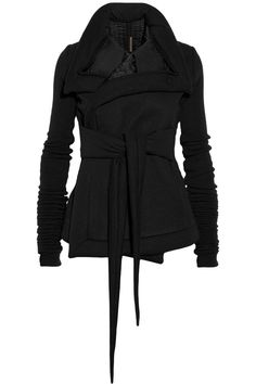Rick Owens Lilies | Quilted jersey jacket | NET-A-PORTER.COM