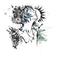 Life is GRAFFITI - Chloe by Fearcheck.deviantart.com on @DeviantArt