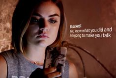 Pretty Little Liars Season Finale Photos Pretty Little Liars Aria, Pretty Little Liars Quotes, Pretty Little Liers, Pretty Little Liars Seasons, Teen Life, Movies And Tv Shows, Let It Be, Lucy Hale, Cant Wait