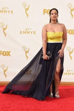 Dascha Palanco from Orange Is The New Black at the Emmys