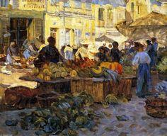 Helen Galloway McNicoll - Marketplace
