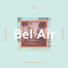 Bel Air #graphic #design #illustration