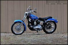 1971 Harley-Davidson XLH | Mecum Auctions
